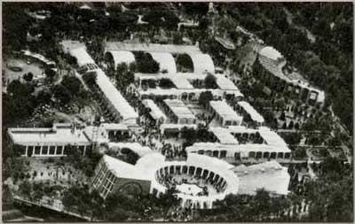 Feria del campo madrid a o 1948 - Recinto ferial casa de campo ...
